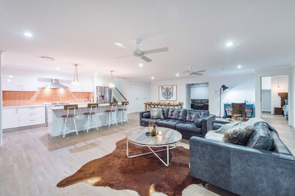 Open for inspection in Coomera Waters
