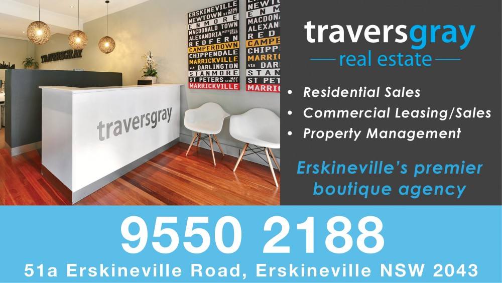Selling your property in Erskineville