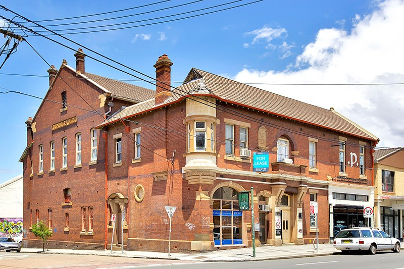 Newtown Properties Leased