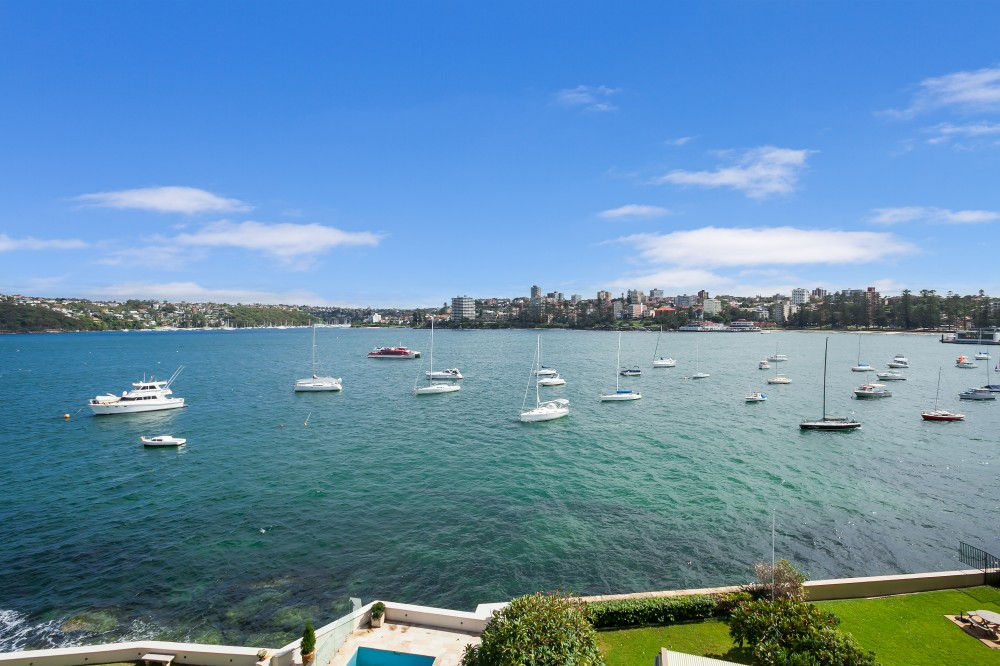 Manly Properties Leased