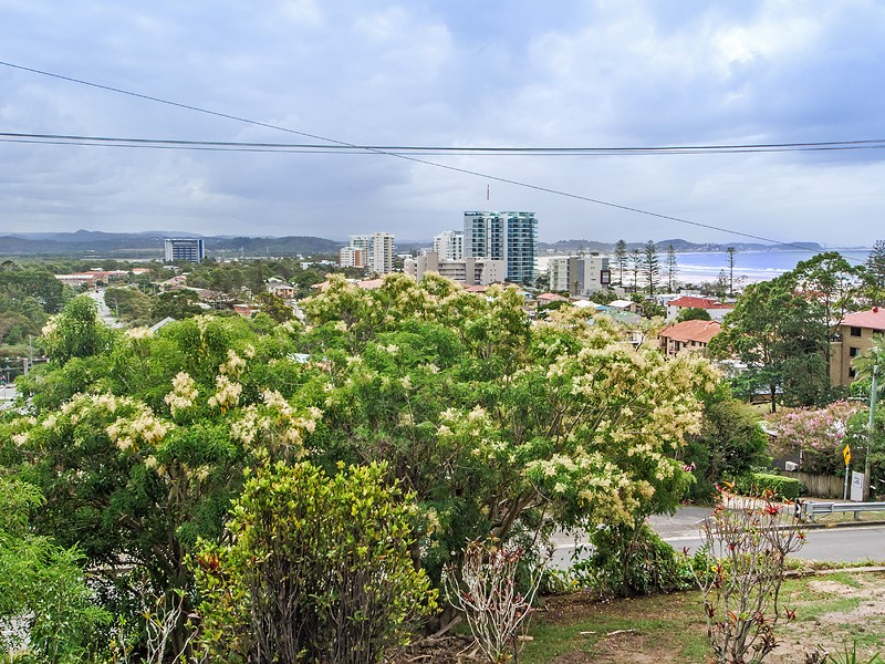 View over Kirra to Burleigh