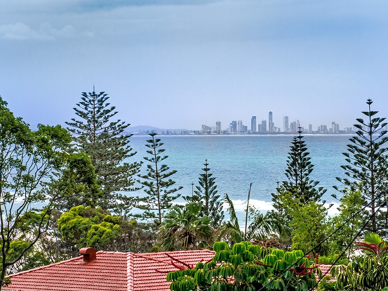 Broadbeach view