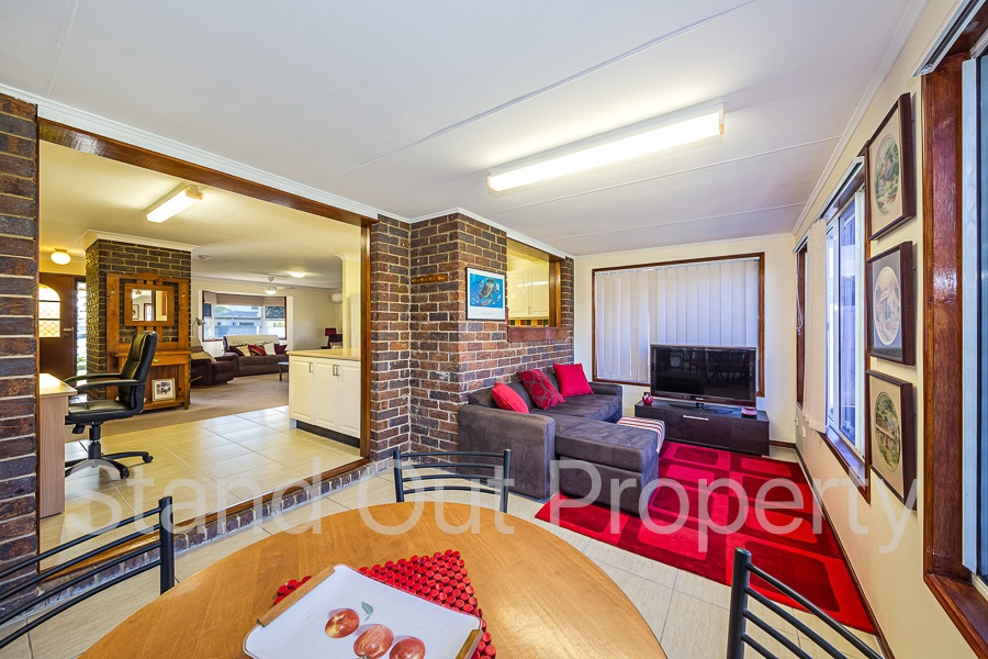 Open for inspection in Banksia Beach