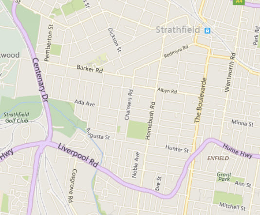 Property For Sale in Strathfield