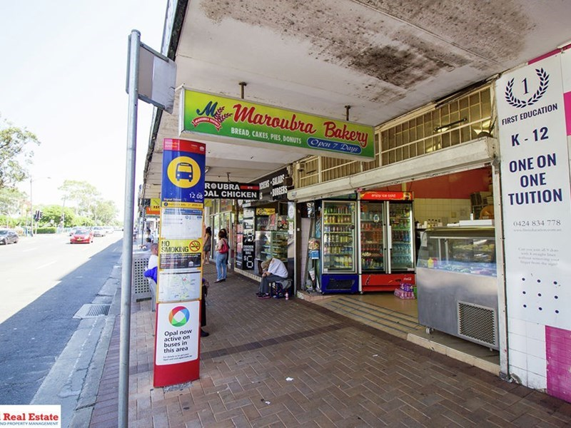 Open for inspection in Maroubra