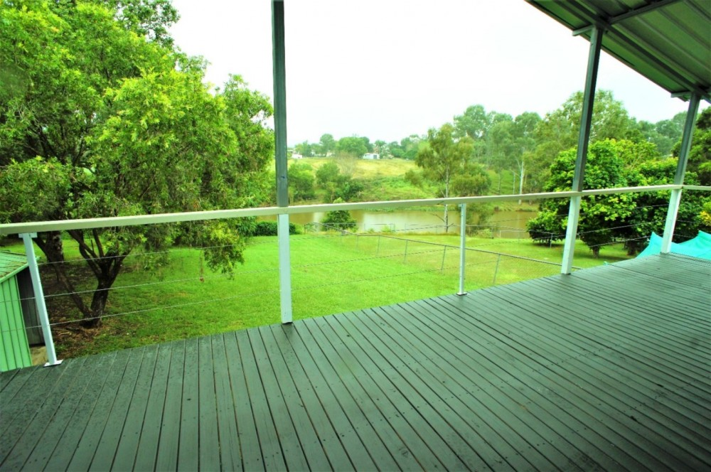 Open for inspection in East Ipswich