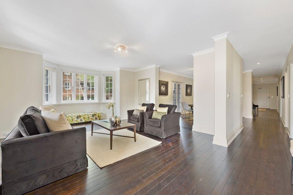 Open for inspection in Double Bay