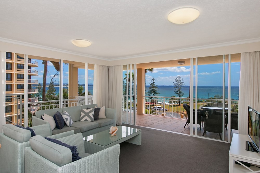 Open for inspection in Coolangatta
