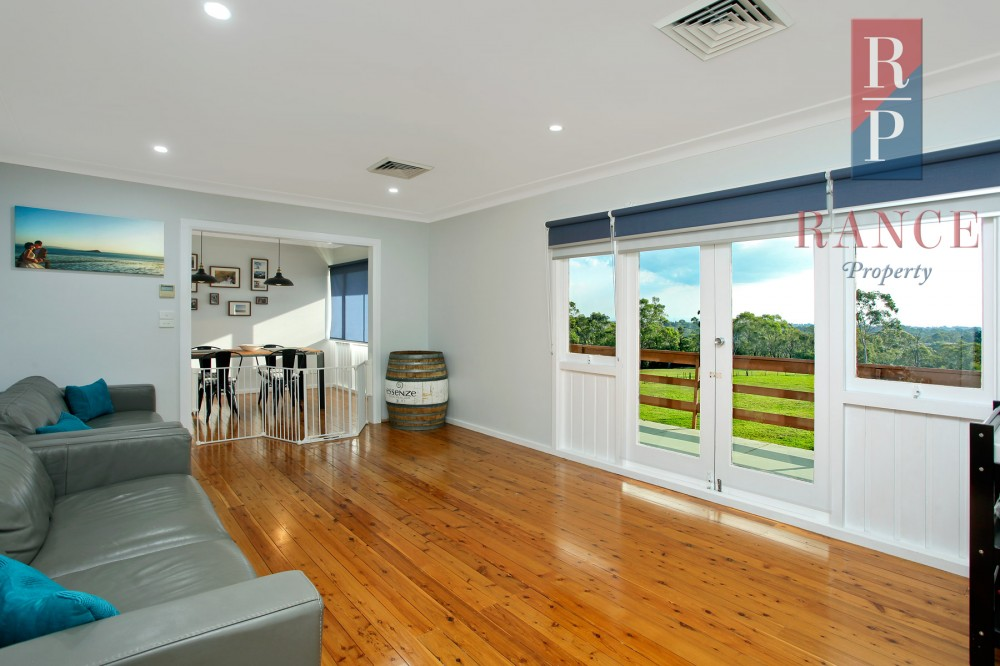 Open for inspection in Kenthurst
