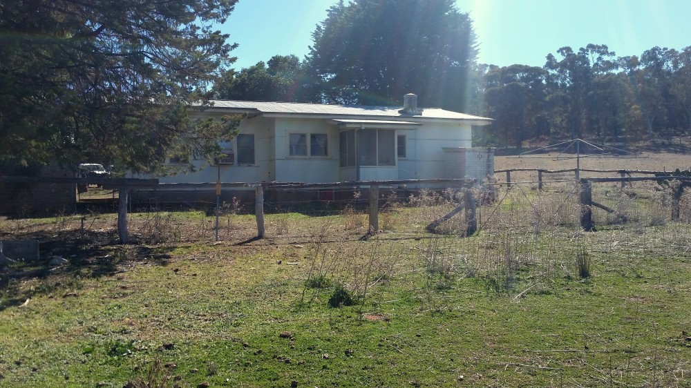 Open for inspection in Gilgandra