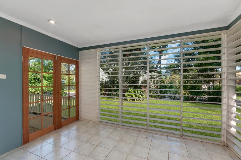 Open for inspection in Trinity Beach