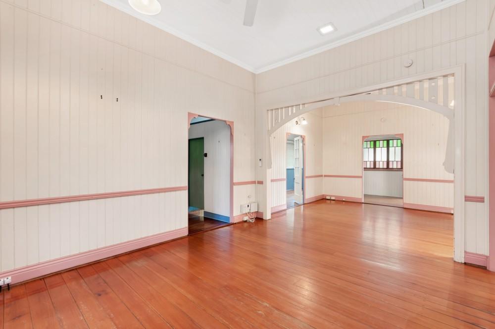 Open for inspection in Parramatta Park