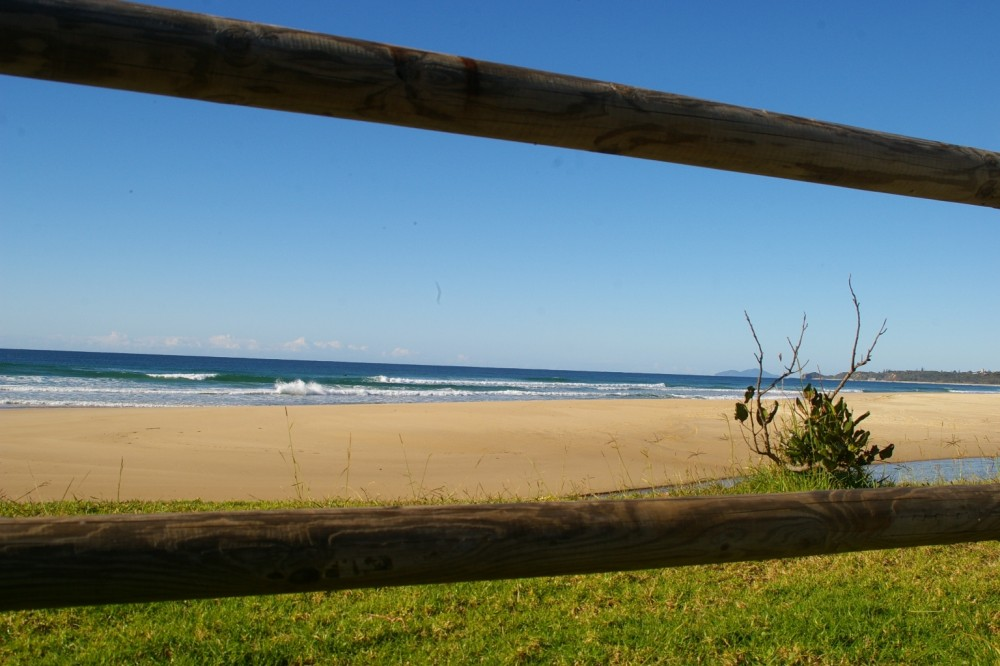 Open for inspection in Valla Beach