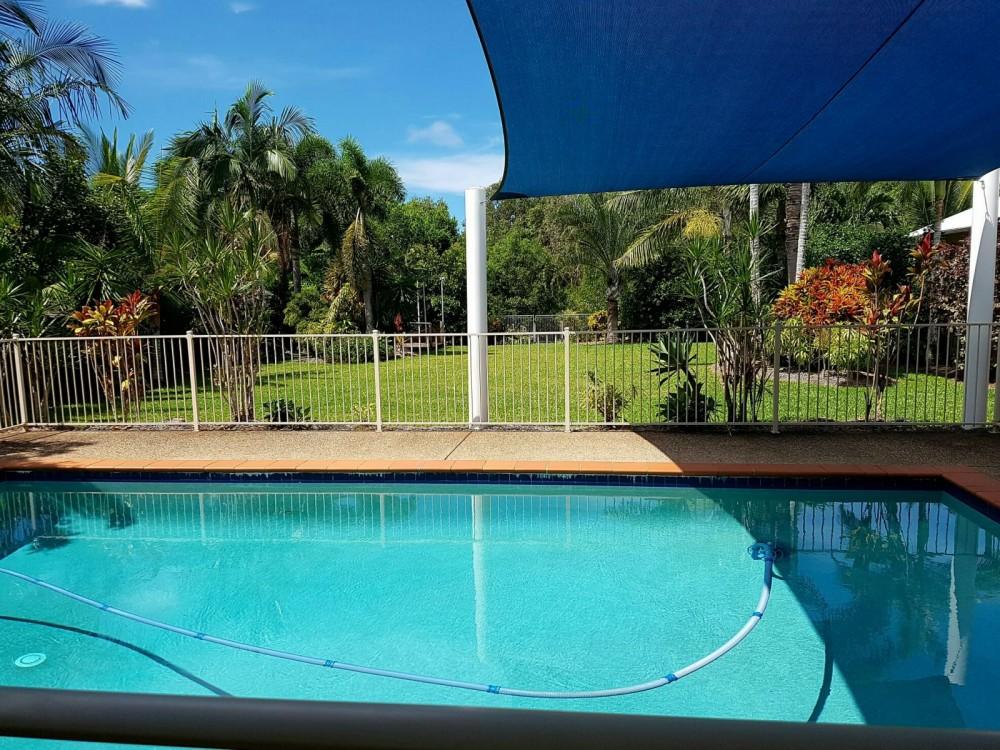 Delightful swimming pool
