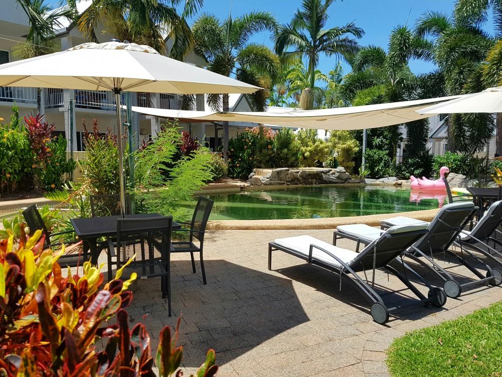 Poolside Port Douglas unit for sale