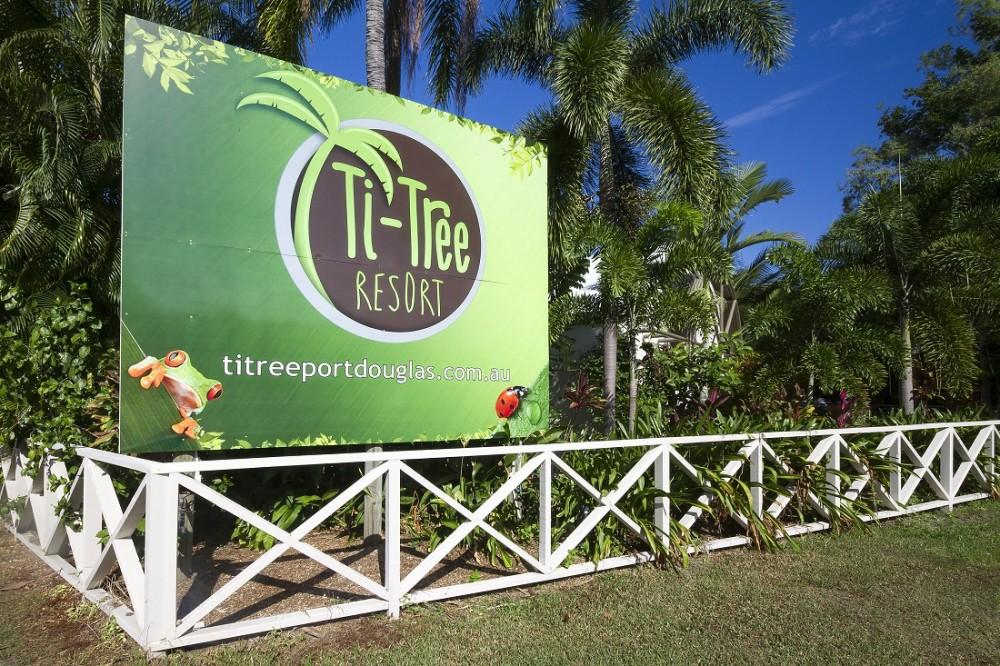 Ti-Tree Resort Port Douglas unit for sale