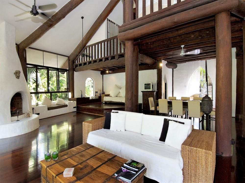 Fullt furnished tropical home