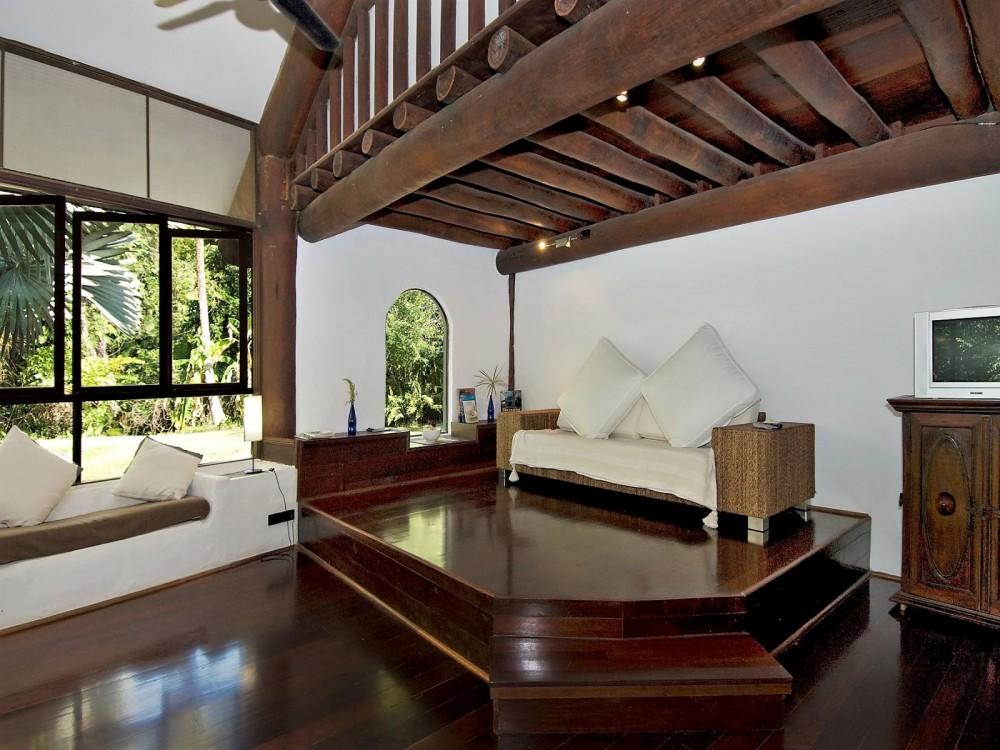 A unique property in the rainforest