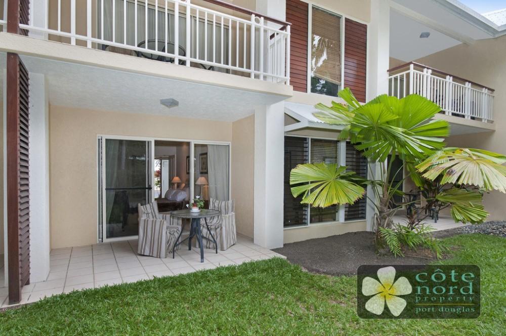 Tropical garden aspect for this Port Douglas inves