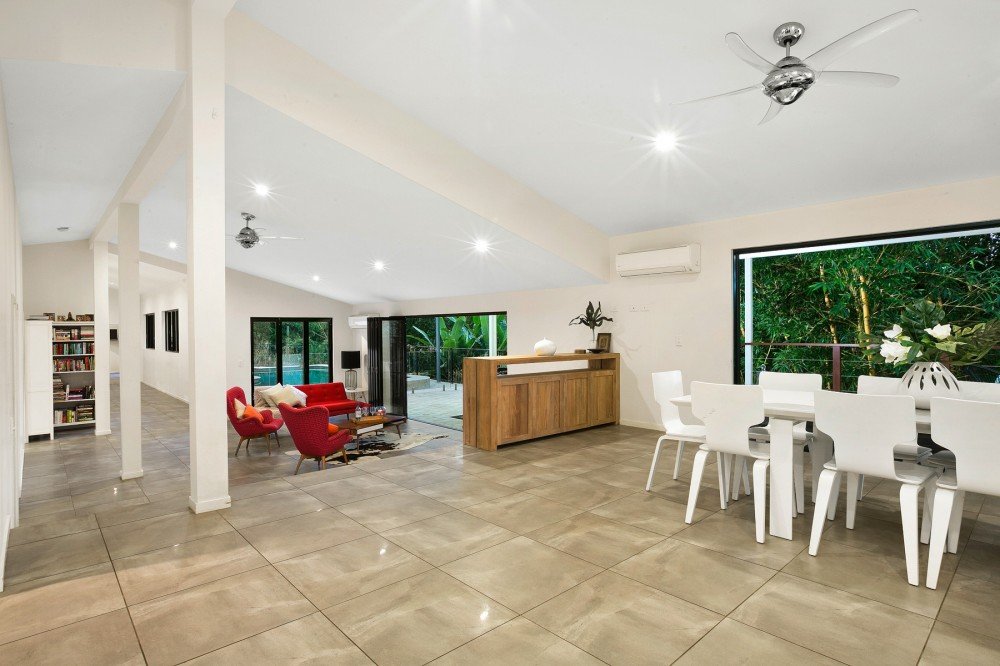 Open for inspection in Brinsmead