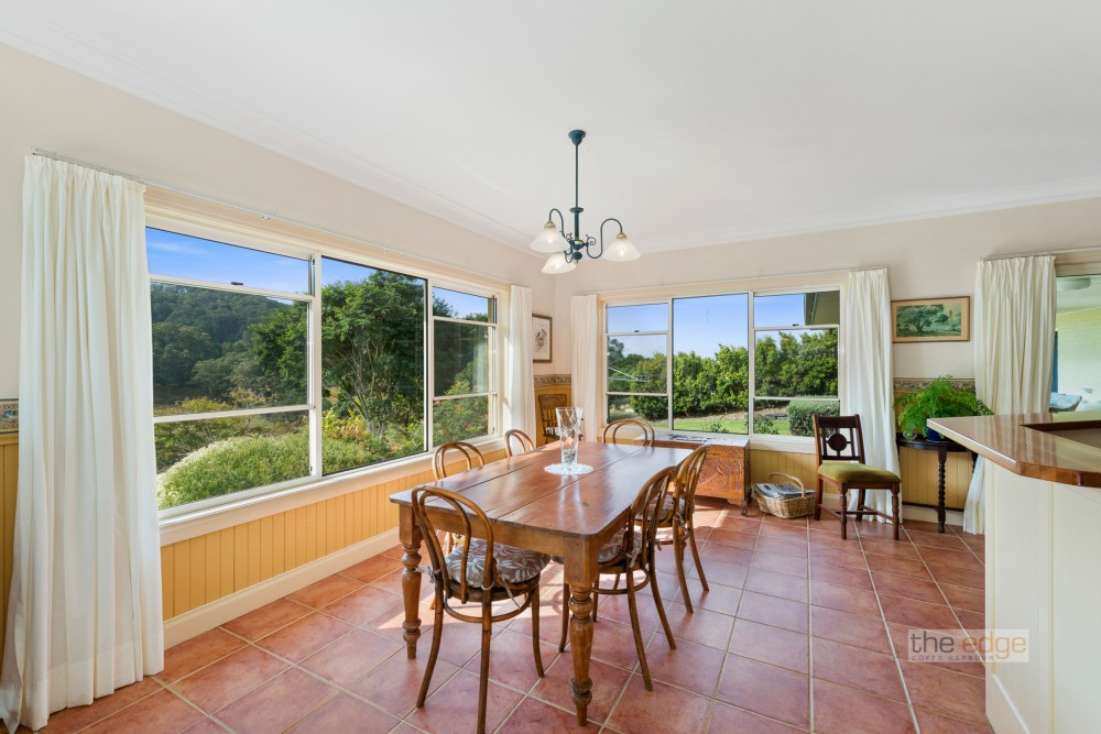 Open for inspection in North Boambee Valley