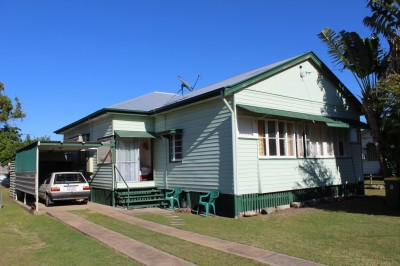 Property in Maryborough - Sold for $160,000
