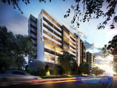 Property in Chermside - 1 Bed 1 Bath starting from $360,000