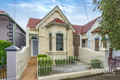 Property in Marrickville - Sold for $900,000
