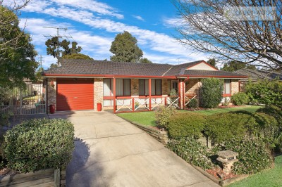 Property in Bligh Park - JUST LISTED