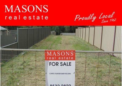 Property in Murray Bridge - $82,000