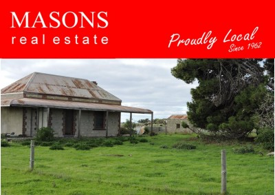 Property in Meningie - $145,000