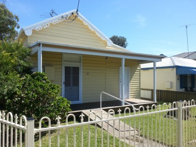 Property in Fennell Bay - Leased