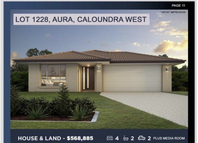 Property in Caloundra West - $568,885
