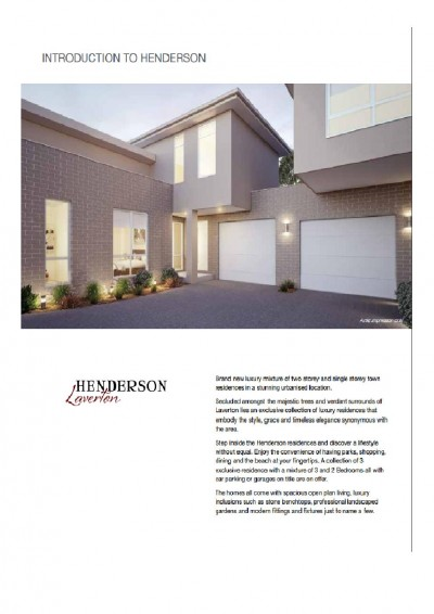 Property in Laverton - $499,900