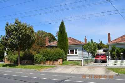 Property in Thornbury - Leased