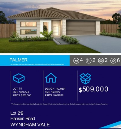 Property in Wyndham Vale - $509,000