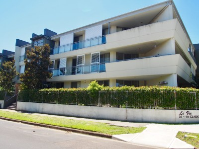 Property in North Parramatta - Leased