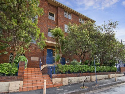 Property in Paddington - Leased