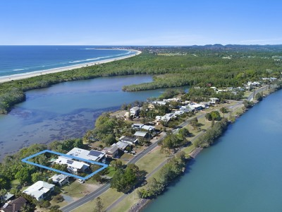 Property in Fingal Head - Sold for $1,450,000