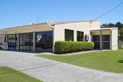Property in Tweed Heads - $20,364 p.a incl Outgoings & GST