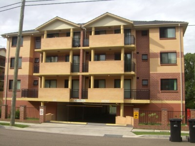 Property in Silverwater - Leased