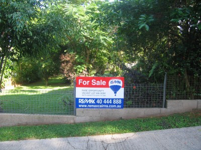 Property in Edge Hill - Sold for $348,000