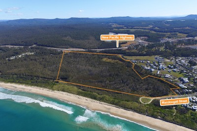 Property in Corindi Beach - $3.5 Million + GST