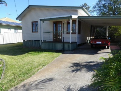 Property in Manly West - Leased