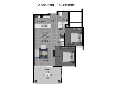 Property in Manly - $505 per week