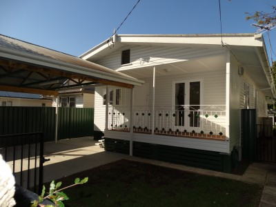 Property in Manly West - $440 per week