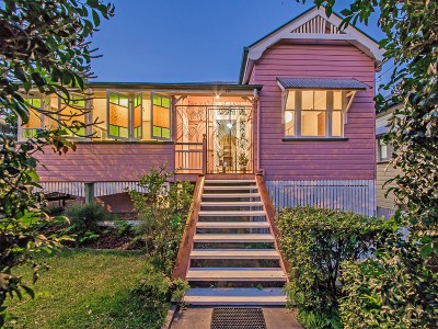 Property in East Brisbane - Sold for $990,000