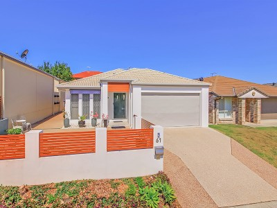 Property in Wakerley - Sold for $660,000