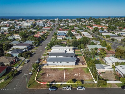 Property in Wynnum - $445,000 per Lot