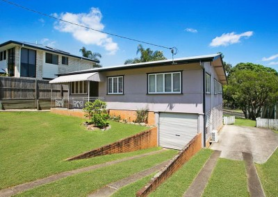 Property in Wynnum West - 1,066m2 Double Block